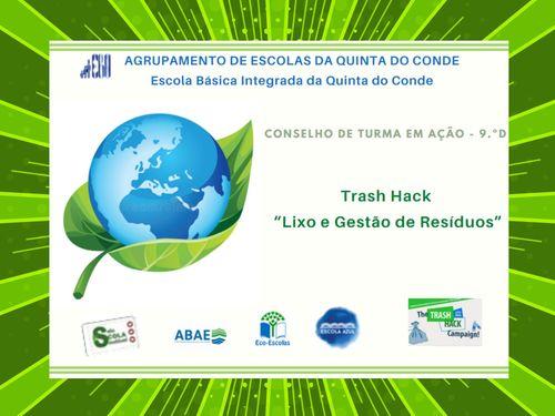Desafio | Trash Hack - 9.ºD