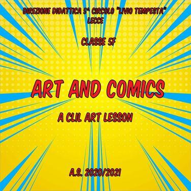 Art and Comics