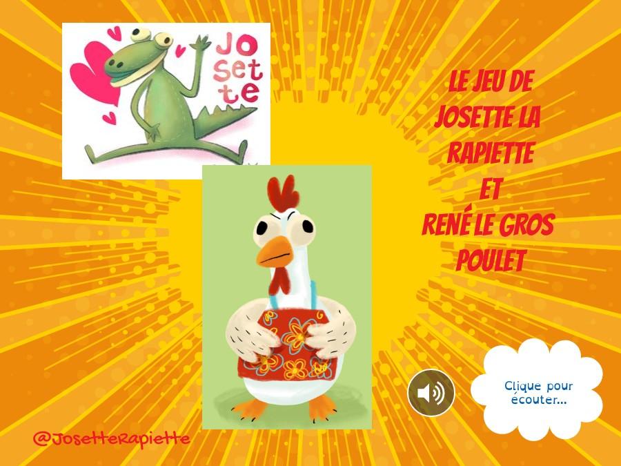 Le Jeu de Josette et René
