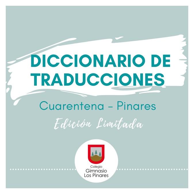 Diccionario Traducciones Pinares