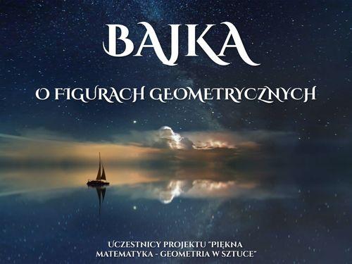 Bajka o figurach geometrycznych