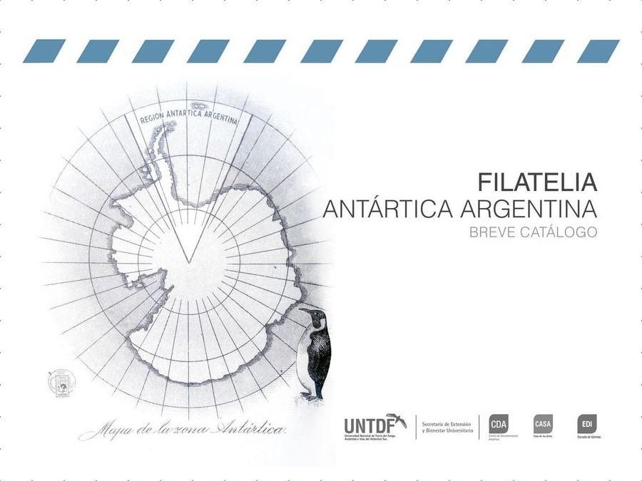 FILATELIA ANTARTICA ARGENTINA