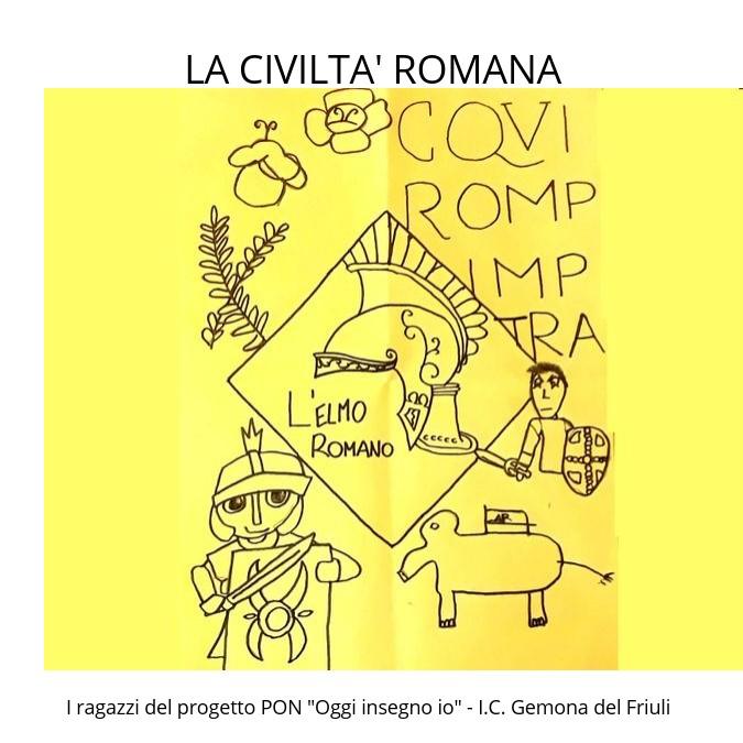 LA CIVILTA' ROMANA