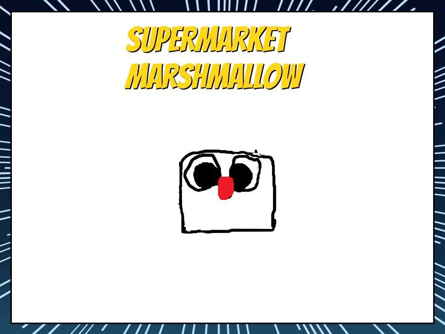 Supermarket Mashmallow