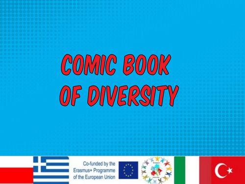 Comic of Diversity