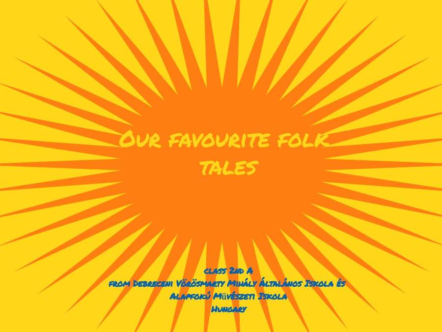 Our favourite folk tales