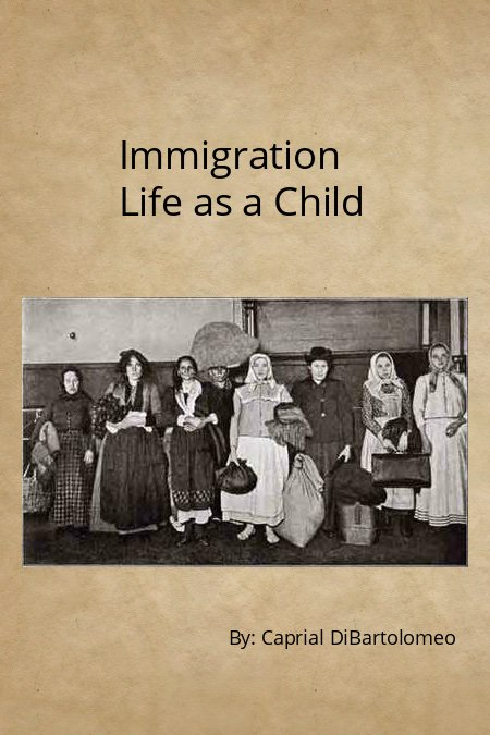 Immigration Life as a Child