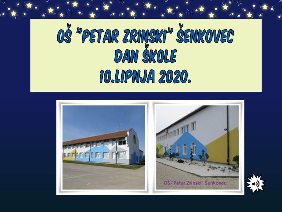 "Dan škole OŠ ""Petar Zrinski"" Šenkovec"