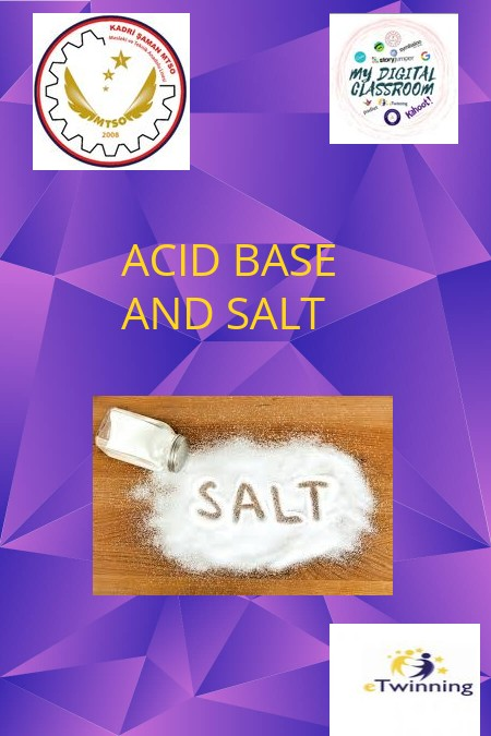 ACID, BASE, SALTS