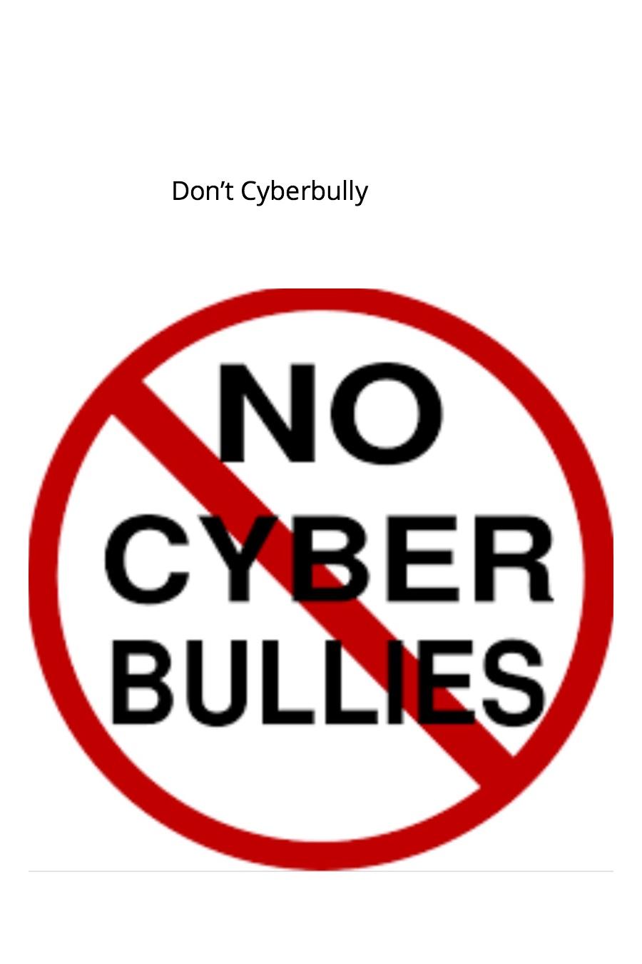 Cyber bullying By Eli