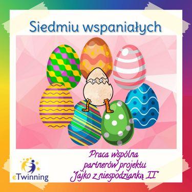 Przygody jajka