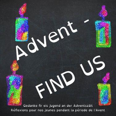 Advent - FIND US (fir d'Jugend)