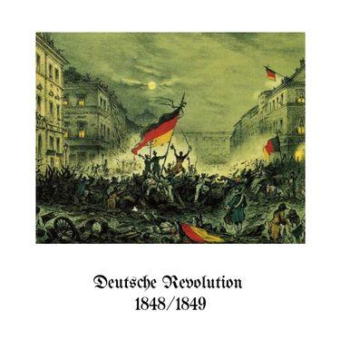 Deutsche Revolution 1848/1849