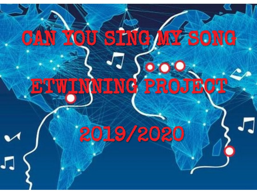 CAN YOU SING MY SONG ?!