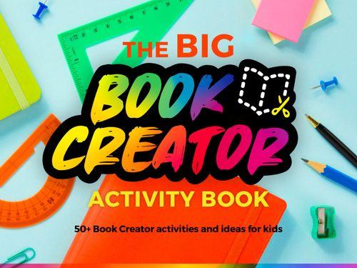 The Big Book Creator Activity Book