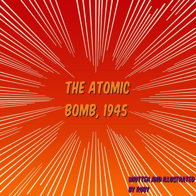 The atomic bomb, 1945