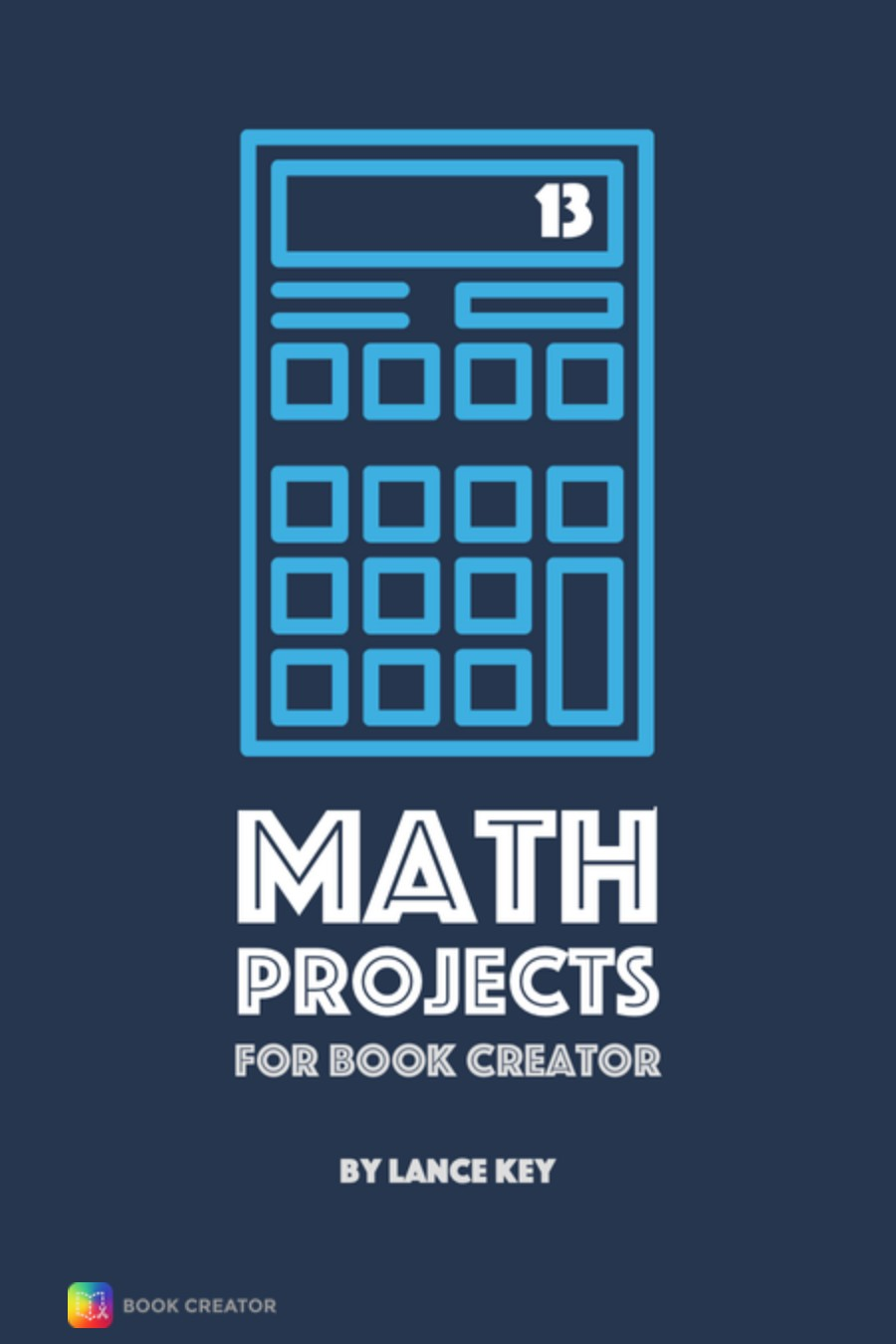 13 Math Projects for Book Creator