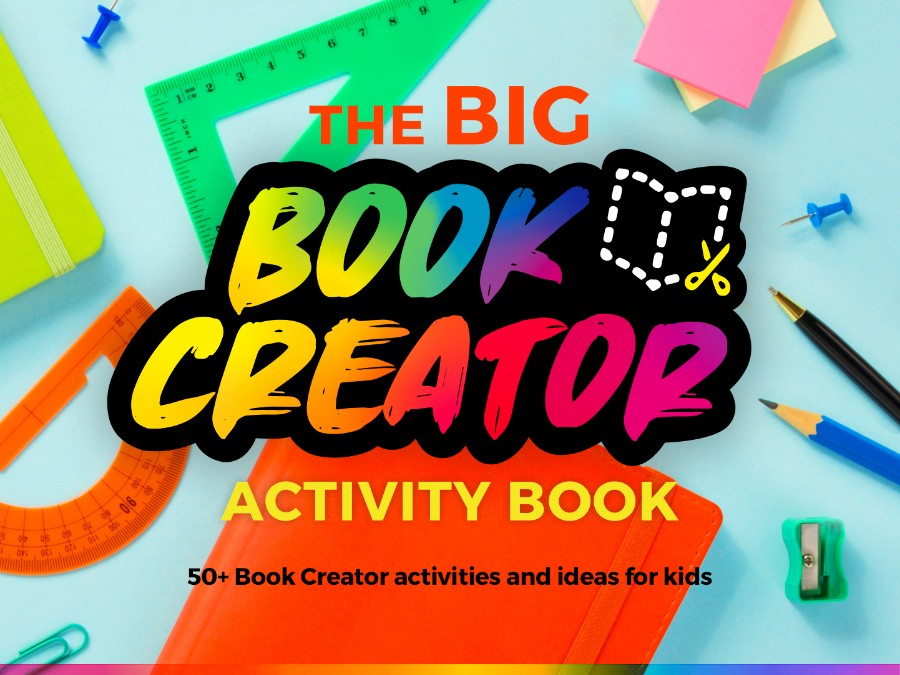 The Big Book Creator Activity Book