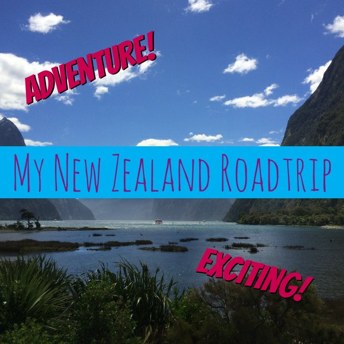 My New Zealand Roadtrip