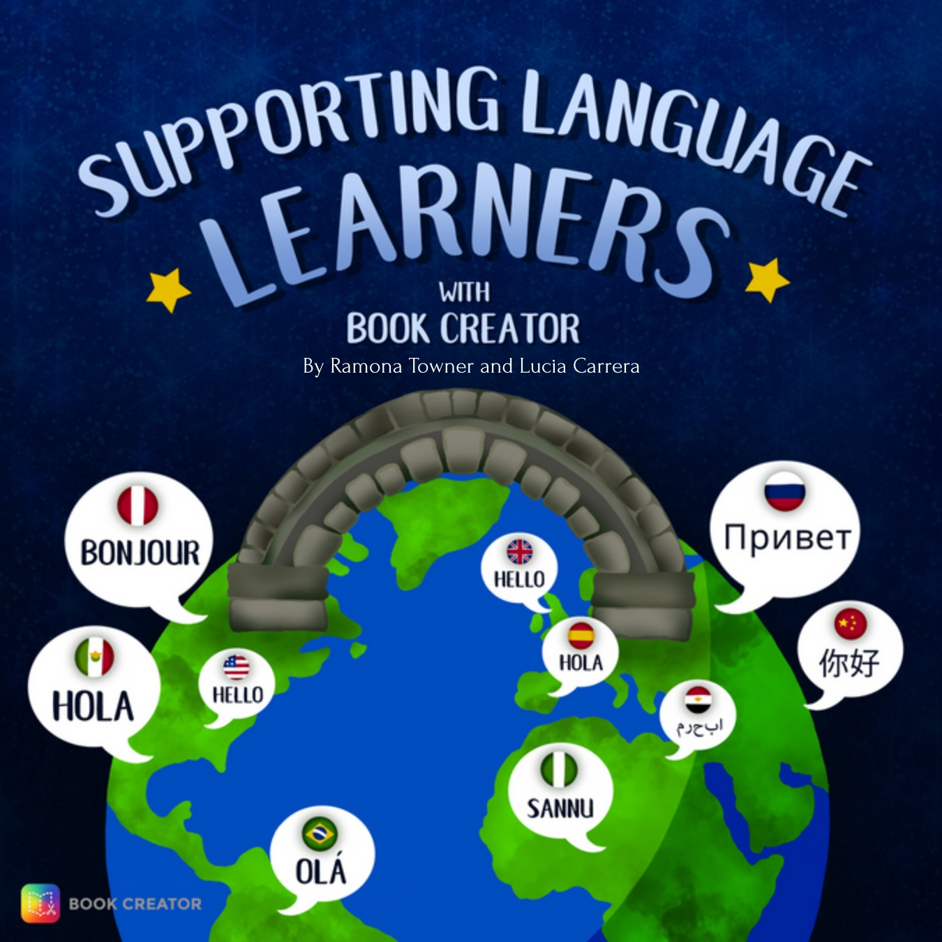 Supporting Language Learners with Book Creator