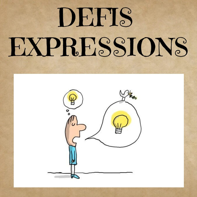 défis expressions