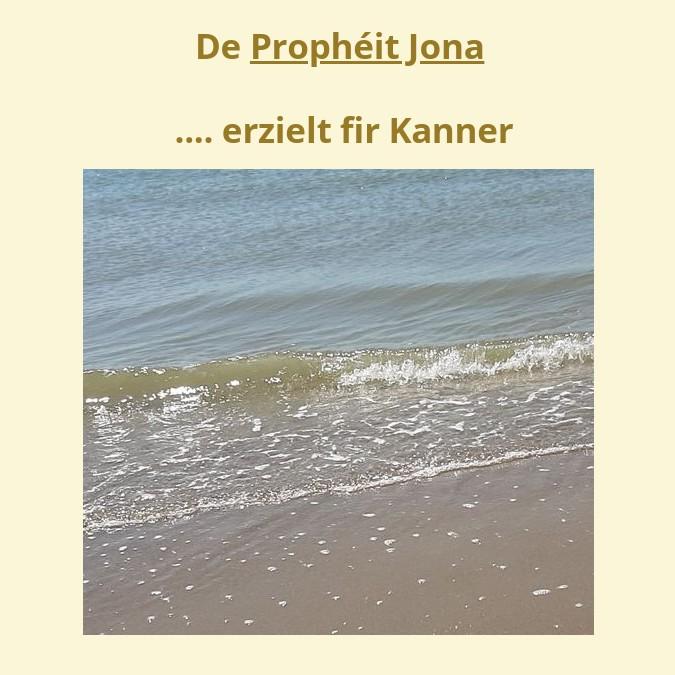 De Prophéit Jona