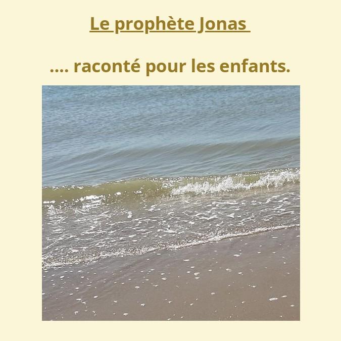 Le prophète Jonas