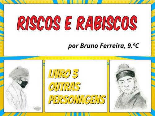 Riscos e Rabiscos - Livro 3