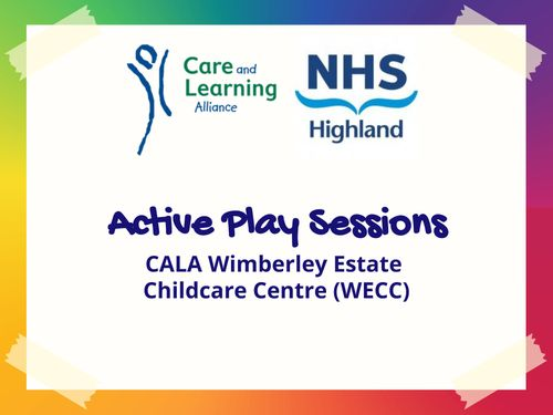 Active Play Sessions