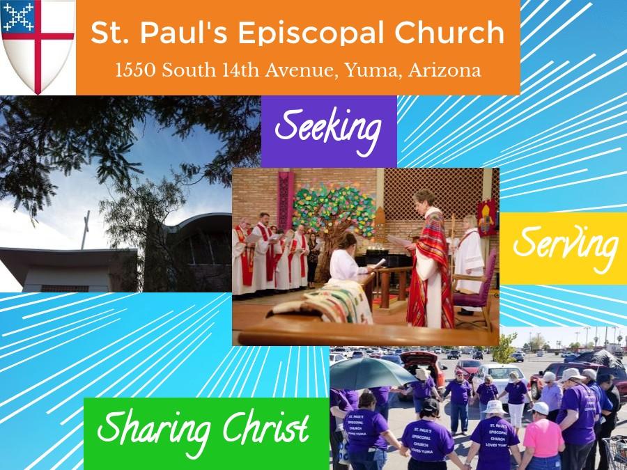St. Paul's Episcopal Church Parish Profile