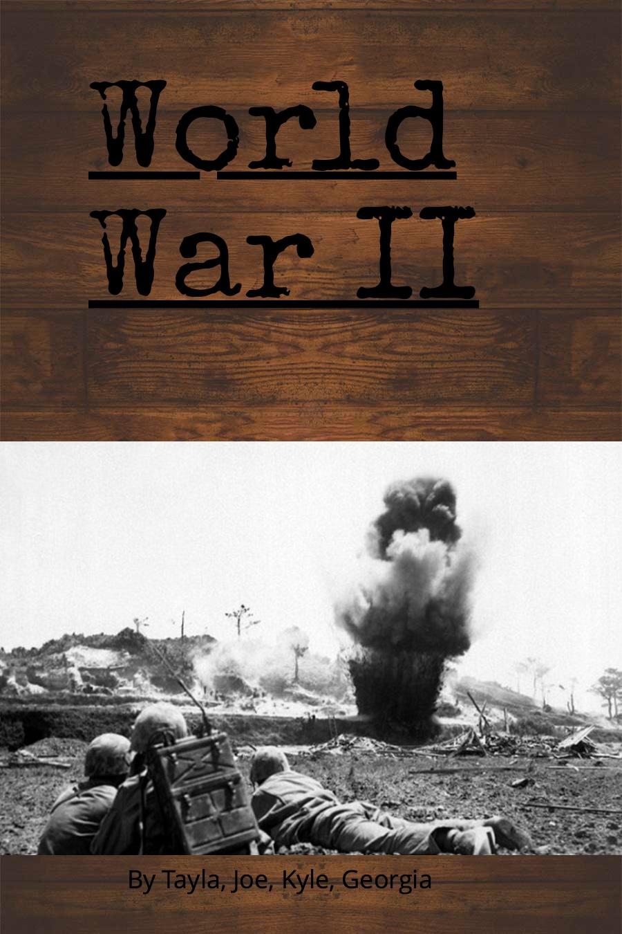 World War