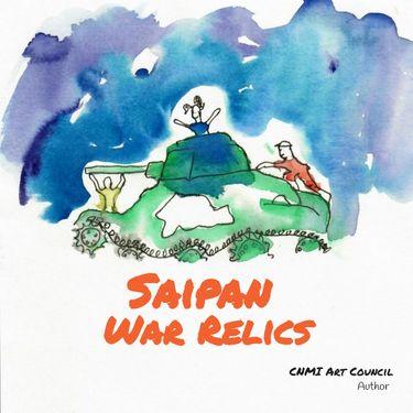 Saipan War Relics