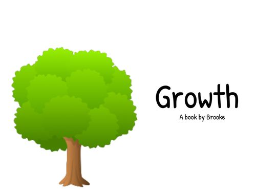 Growth - A book by Brooke