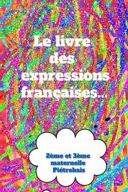 Le livre des expressions françaises