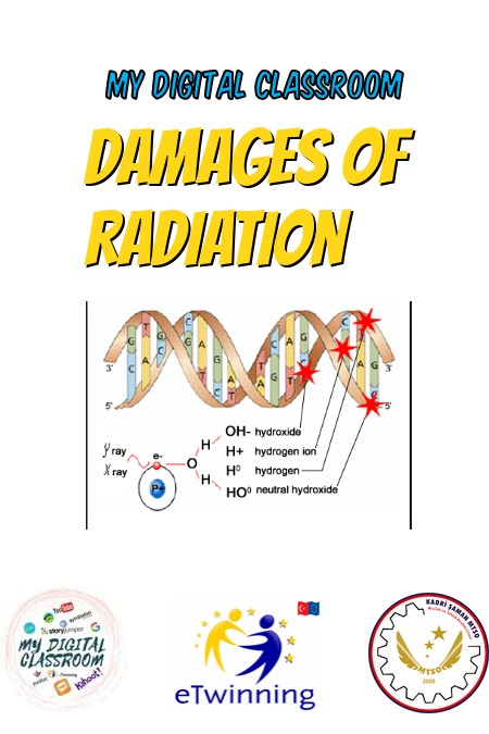 damages of radiation
