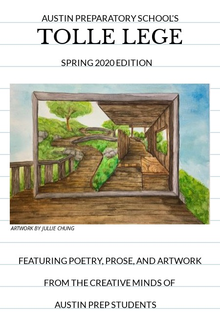 TOLLE LEGE: Spring 2020 Edition