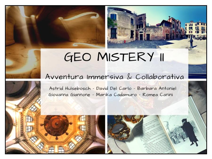 Geo Mistery  II
