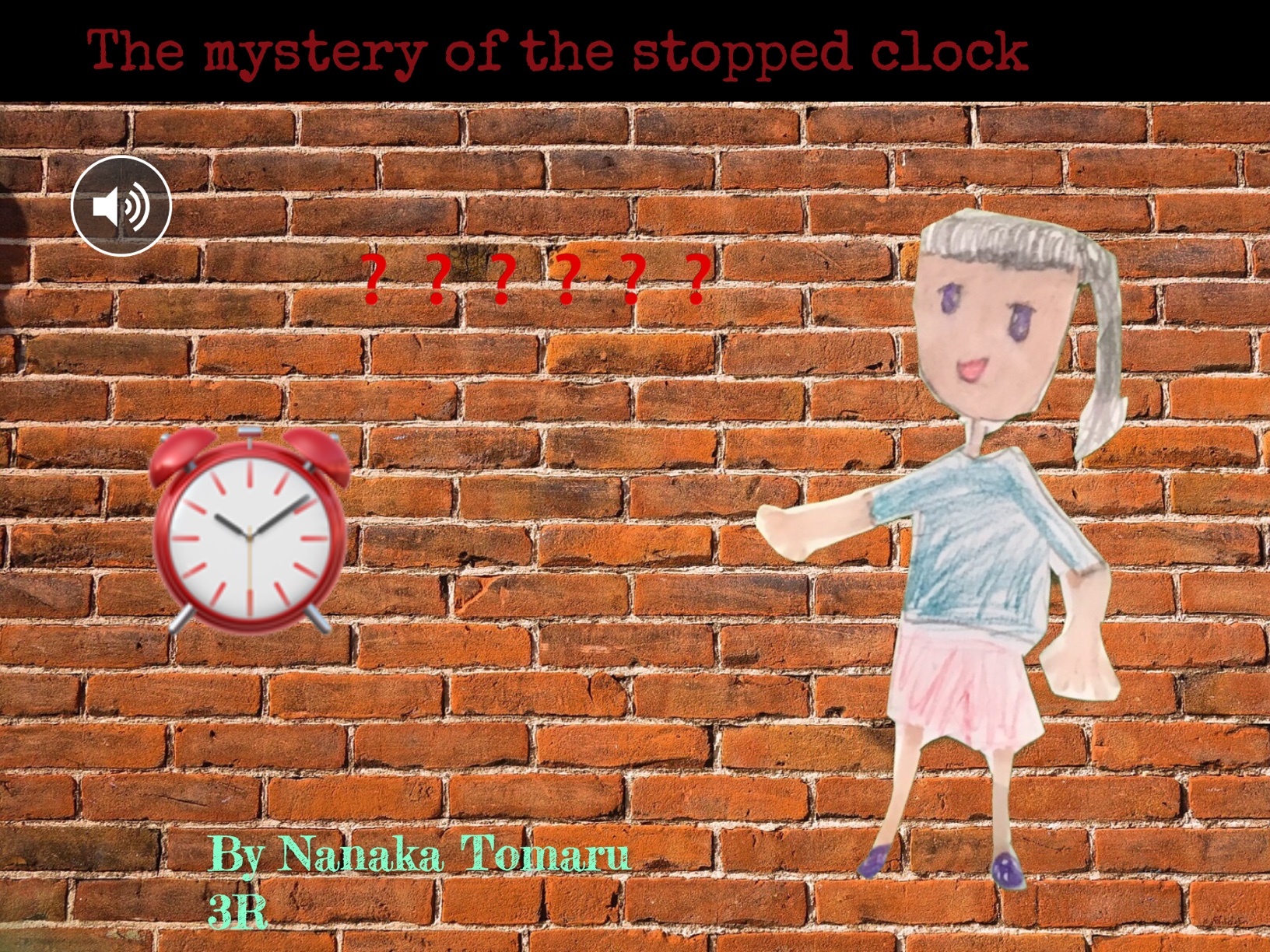 The Mystery Of The Stopped Clock