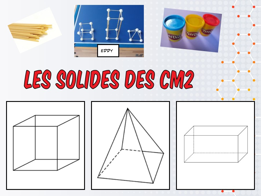 Les solides des CM2