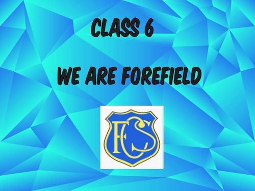 We Are Forefield