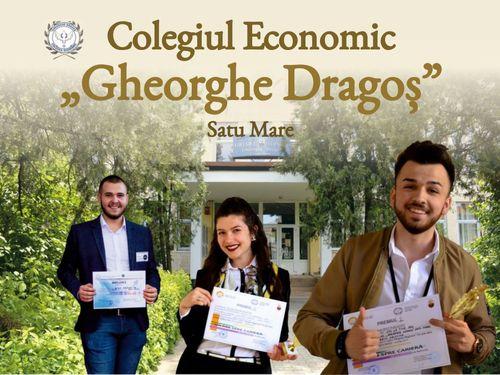 """Colegiul Economic """"Gheorghe Dragoș"""" Satu Mare - Oferta educațională 2021-2022"""