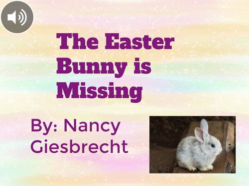 The Easter Bunny is Missing named Hip Hop