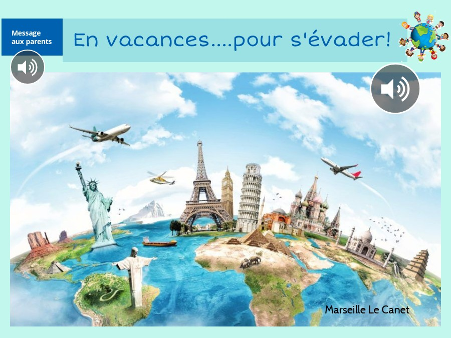Voyageurs immobiles...