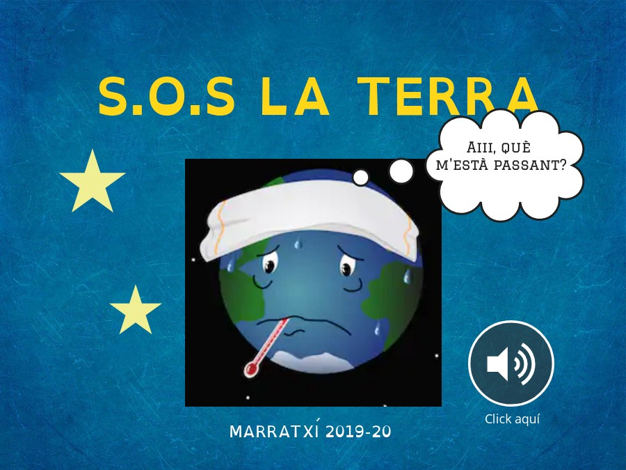 S.O.S LA TERRA