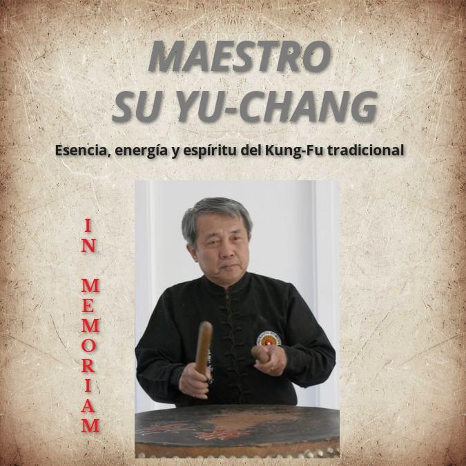 Maestro Su Yu-Chang I Aniversario