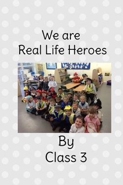 We are Real Life Heroes