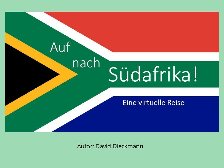 Auf nach Südafrika