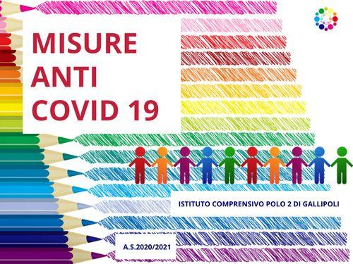 IC POLO 2 - MISURE ANTI COVID