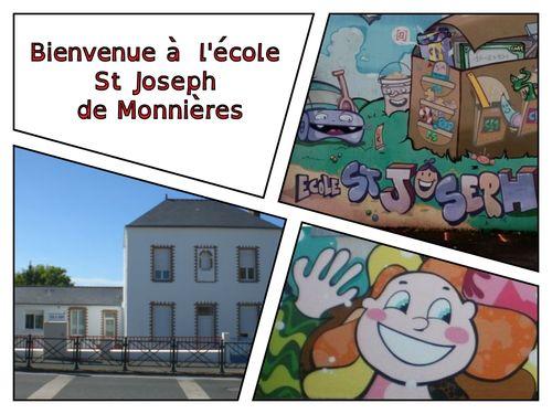 Présentation de l' Ecole St Joseph