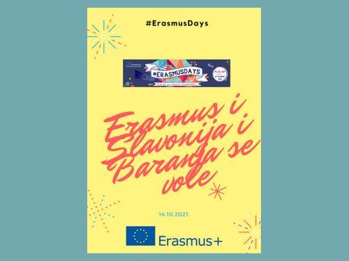 Erasmus i Slavonija i Baranja se vole